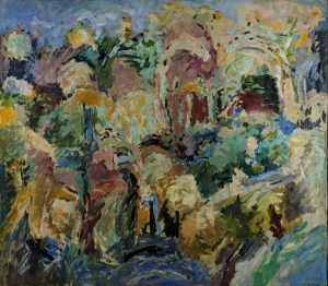 Nell Blane - Figures In A Garden (1956)
