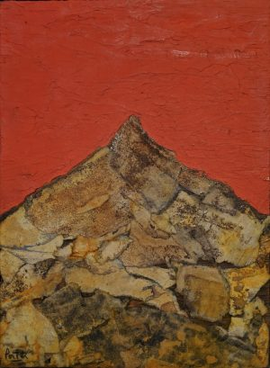 David Porter - Untitled (mountain)