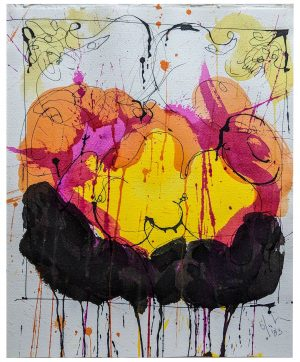 Norman Bluhm - Untitled (1983)