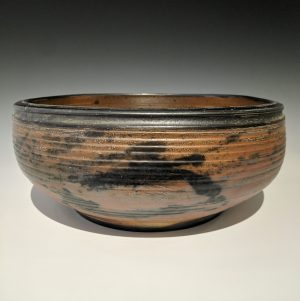 Otto and Vivika Heino - large bowl
