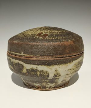 Warren MacKenzie - covered bowl