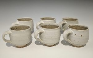 Warren MacKenzie - six mugs
