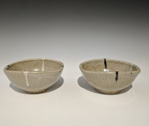Warren MacKenzie - set of two matching bowls
