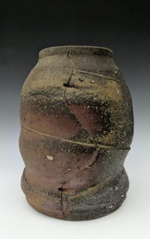 Jeff Shapiro - wood fired vase