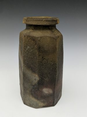 Joy Brown - faceted vase