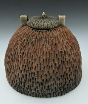 Rob Sieminski - lidded jar
