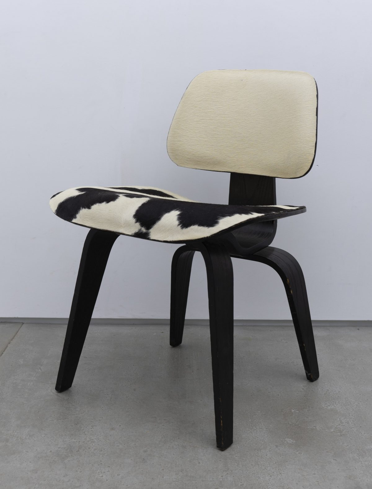 Charles and Ray Eames - Pair of DCW Chairs