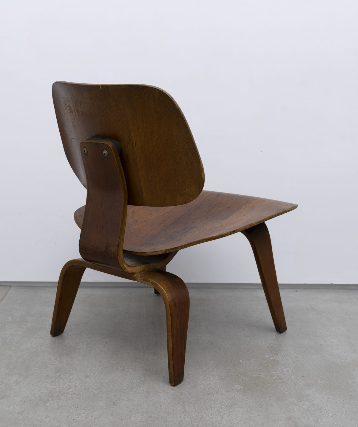 Charles and Ray Eames - LCW Chair