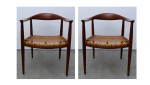 Hans Wegner - The chairs (pair)