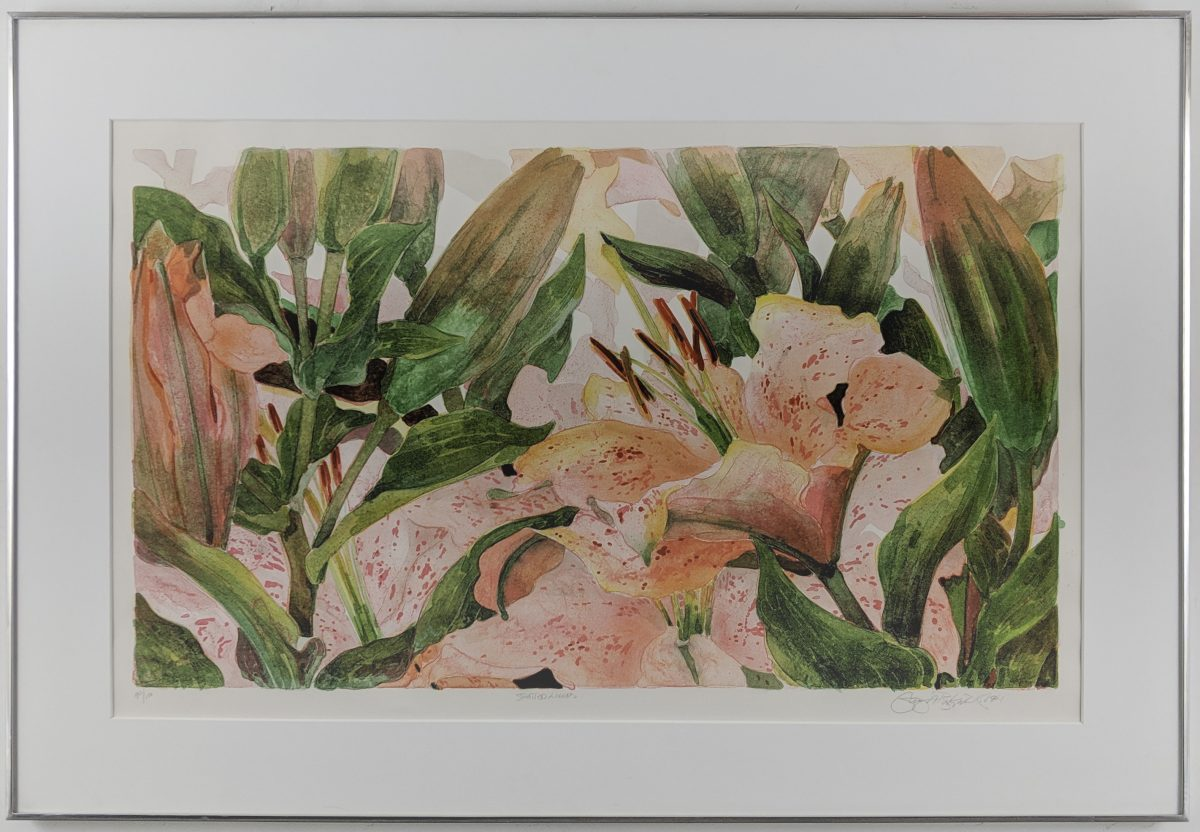 Gary Bukovnic - Spotted Lillies