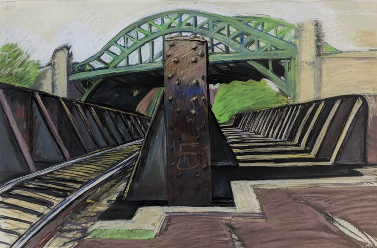 Mela Lyman  - Bridge II