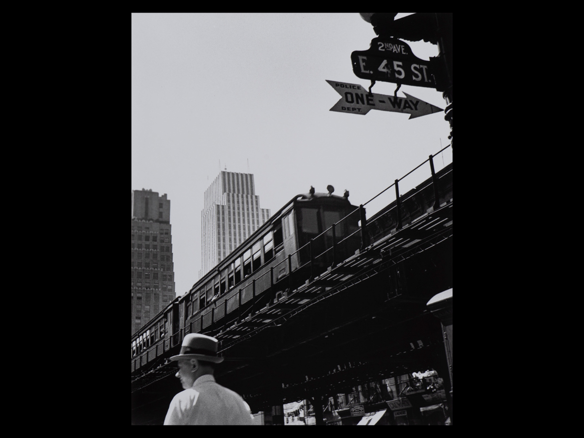 Second Avenue & East 45th Street  (1947)