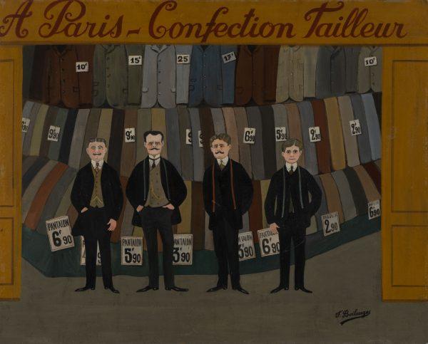 Fernand Boilauges  - A paris confection tailleur