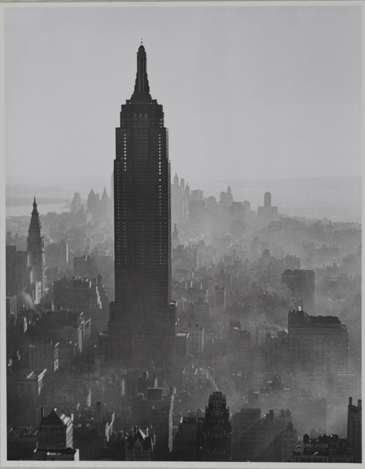 Harold Roth - Empire State Building