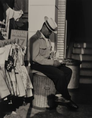 Jack Roth - Orchard Street; Negro Reading