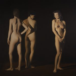 Jeffery Gold  - Three Women