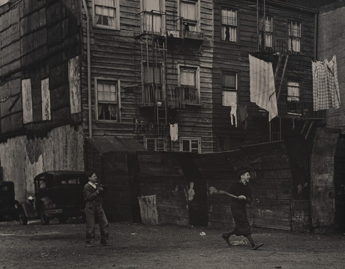 Joseph Schwartz  - Lot Baseball Greenwich Village