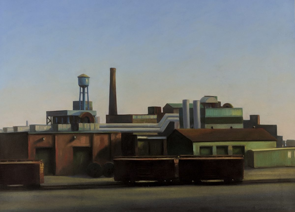 Michele Boll - Factory