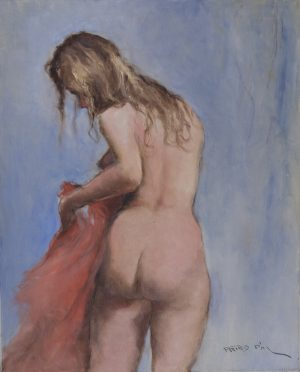 Pál Fried - Untitled (Nude III)