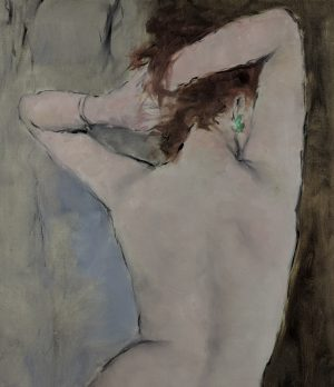 Pál Fried - Untitled (Nude I)