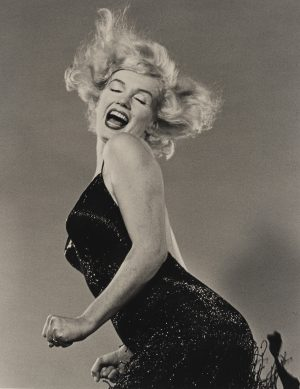 Philippe Halsman - Marilyn, Jumping