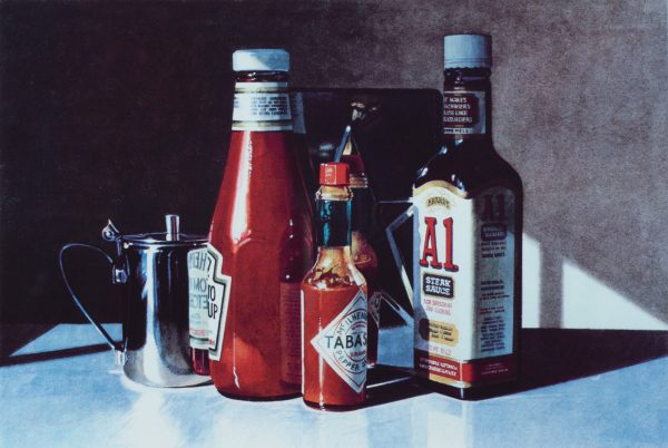 Ralph Goings - Sauces
