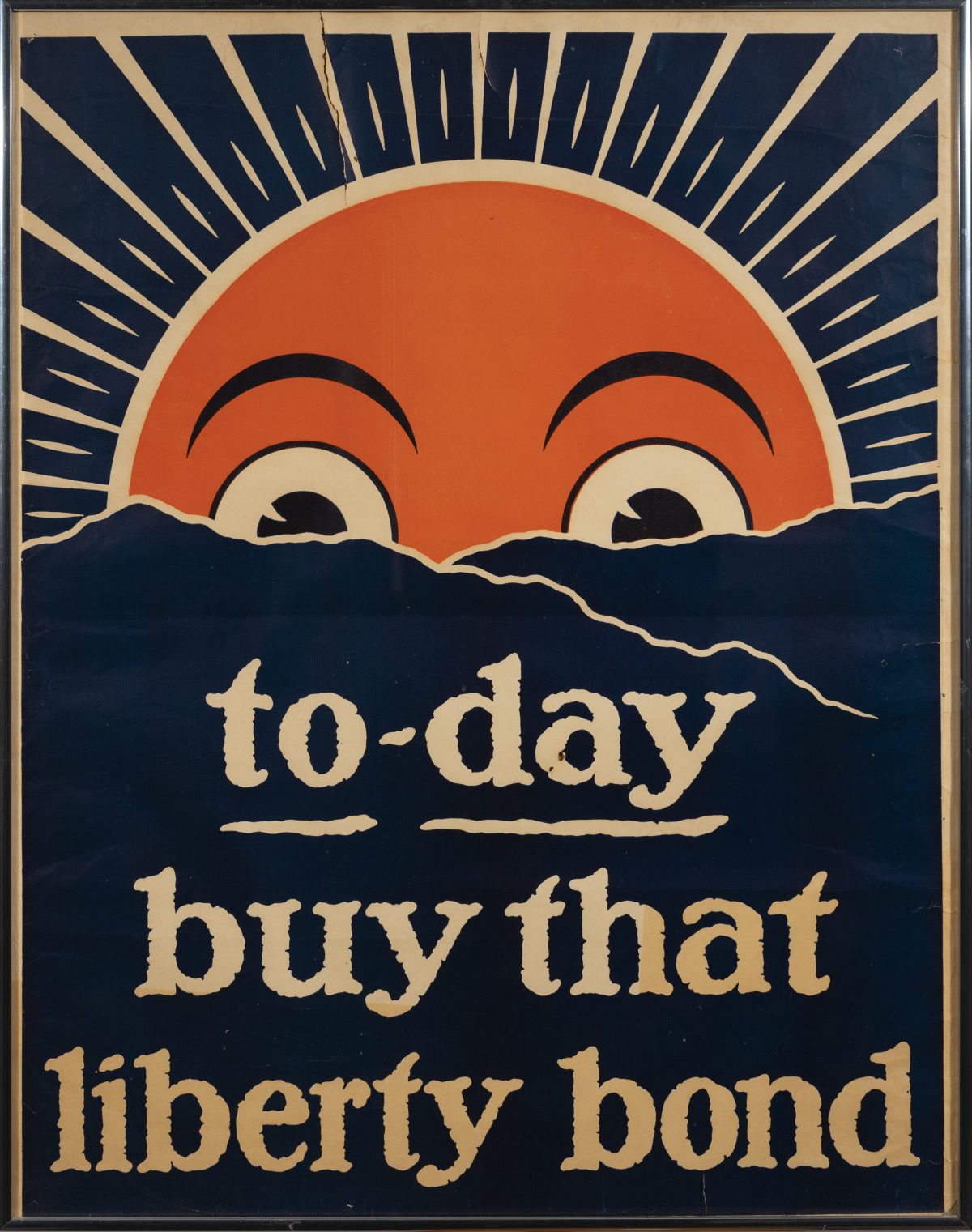 Sidney H. Risenberg - To-Day Buy That Liberty Bond