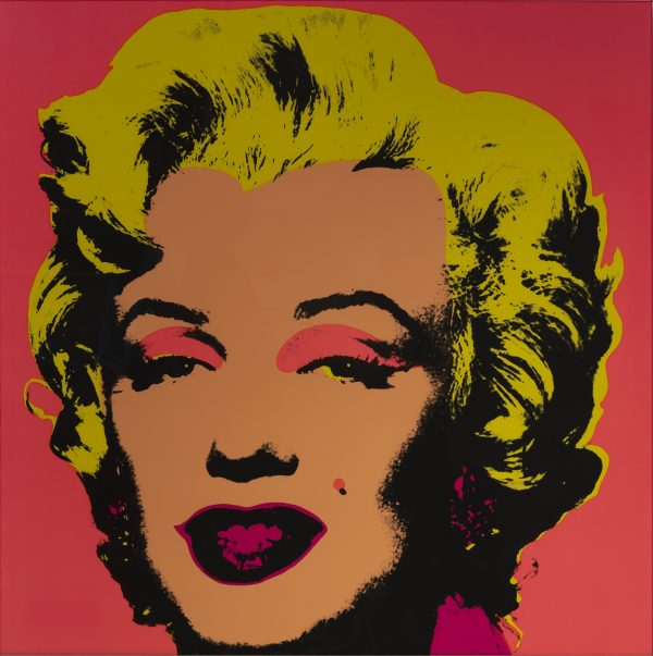 Sunday B Morning (Andy Warhol) - Sunday B Morning Marilyn