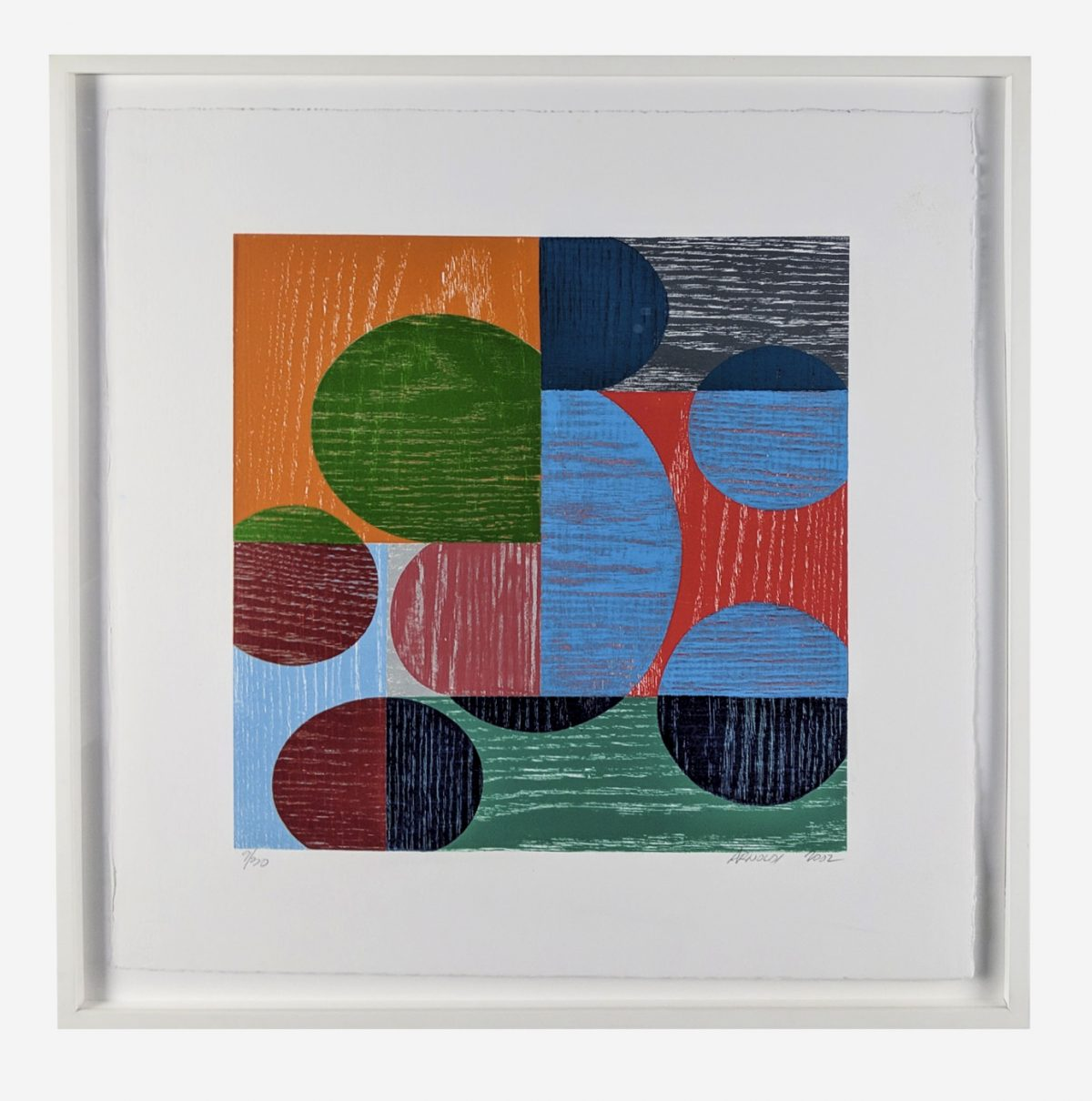 Charles Arnoldi  - Sequence
