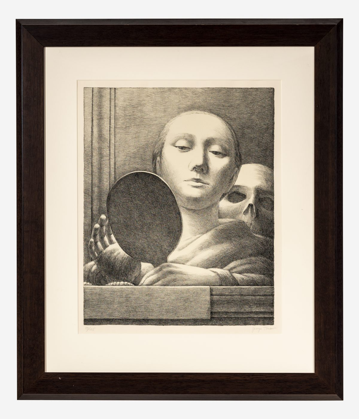 George Tooker - The Mirror