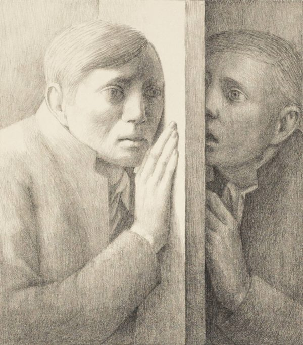 George Tooker - The Voice
