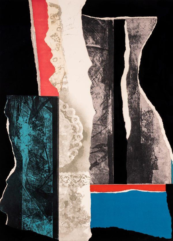Louise Nevelson - Reflections IV