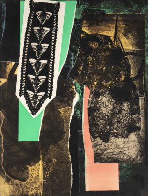 Louise Nevelson - Reflections V