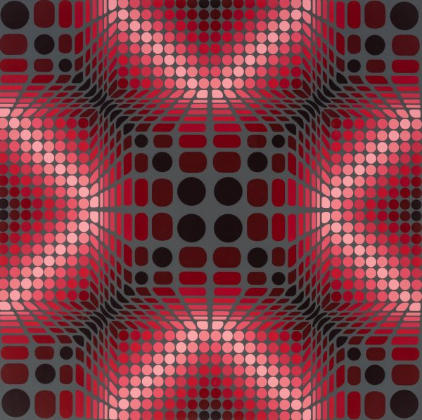 Victor Vasarely, - Boulouss