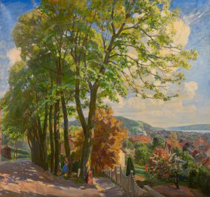 Carl Christian Forup - Pastoral View