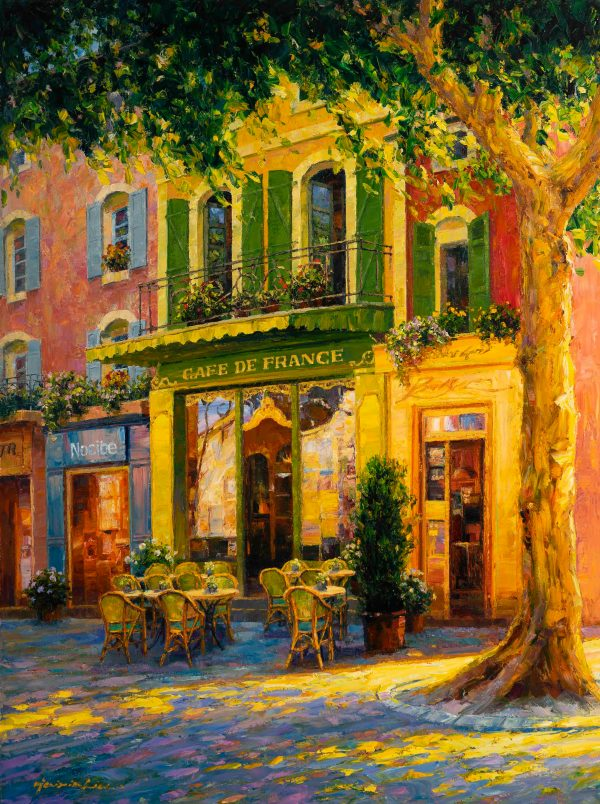 Haixia Liu - Old Town Cafe