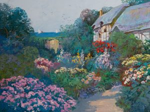 Ming Feng - Garden by the Cottages