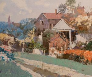 Ming Feng - Summer in New England