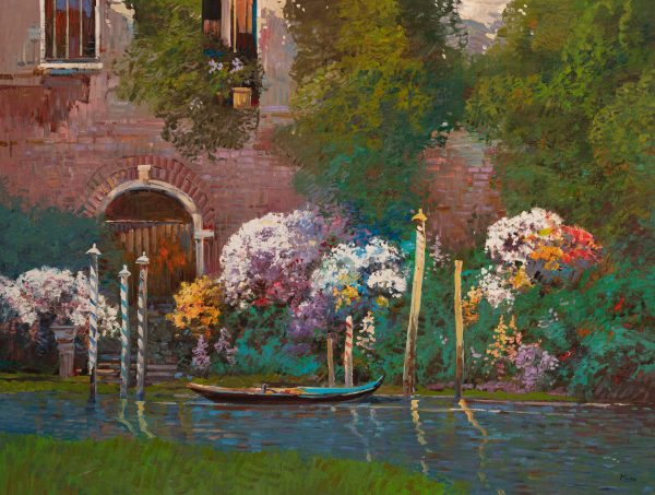 Ming Feng - Venice Blossoms