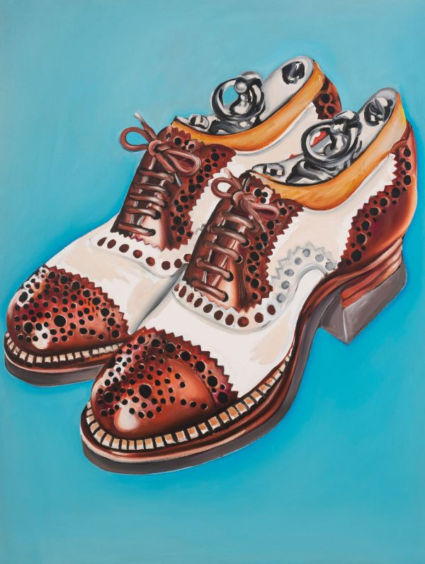 Raoul Middleman - Untitled (Shoes)