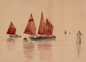 Unknown Artist - Boats