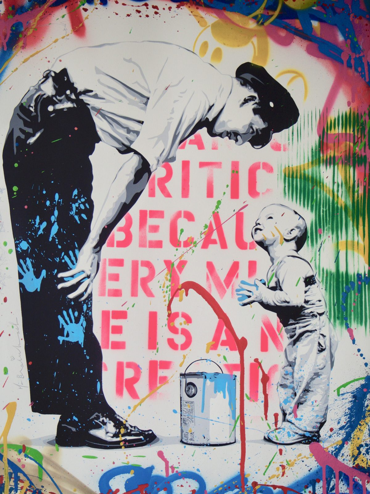 Mr. Brainwash - Not Guilty