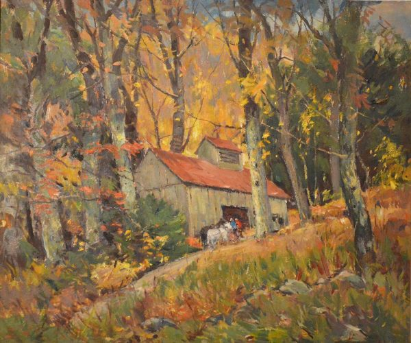 Antonio Cirino - Sugar House Autumn