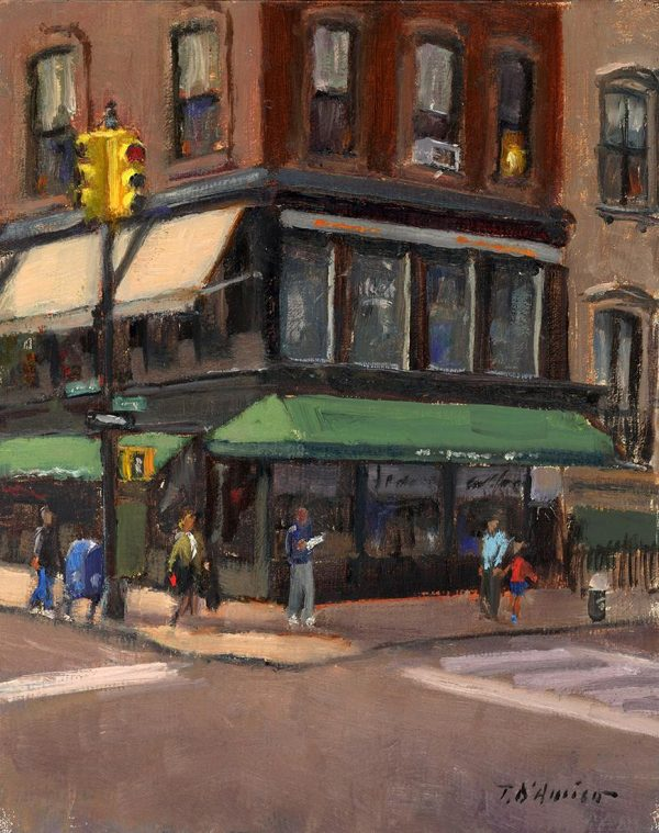 Tony D'Amico - A Gramercy Morning
