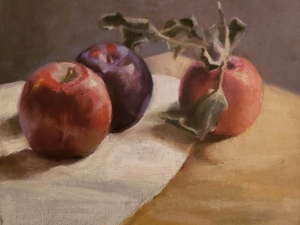 Pat Gericke - Freshly Picked Apples