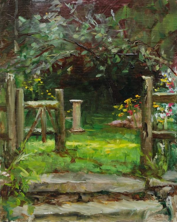 Kathy Anderson - Pam's Garden