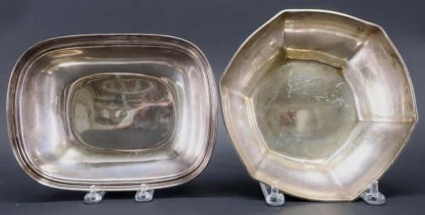 Two Tiffany & Co Sterling Silver Bowls