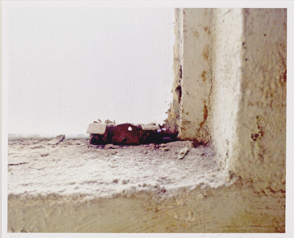 Ed Ruscha - Little Mexican Church on a Windowsill