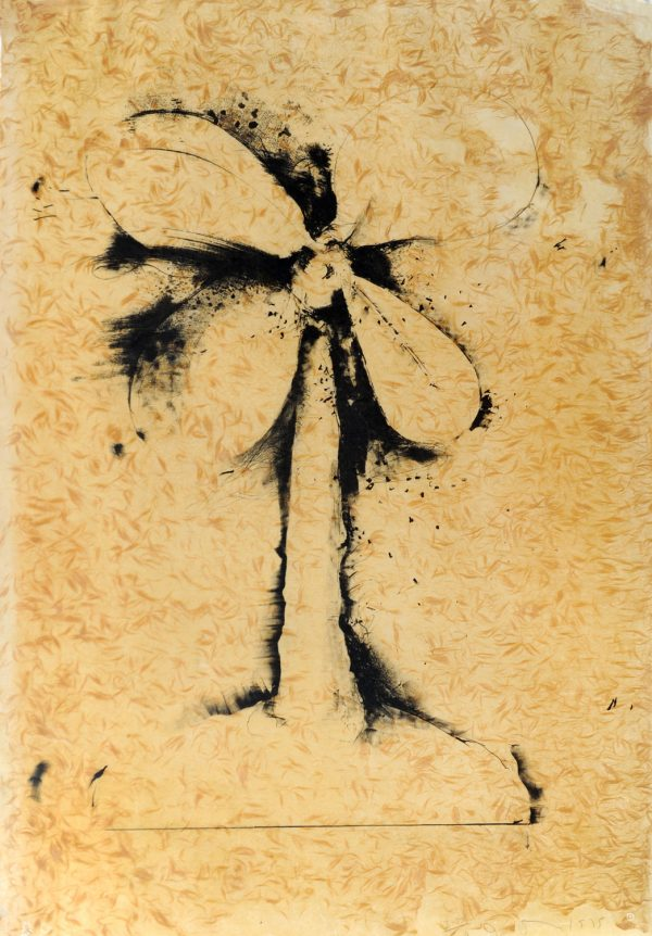 Jim Dine - The Plant Becomes a Fan III