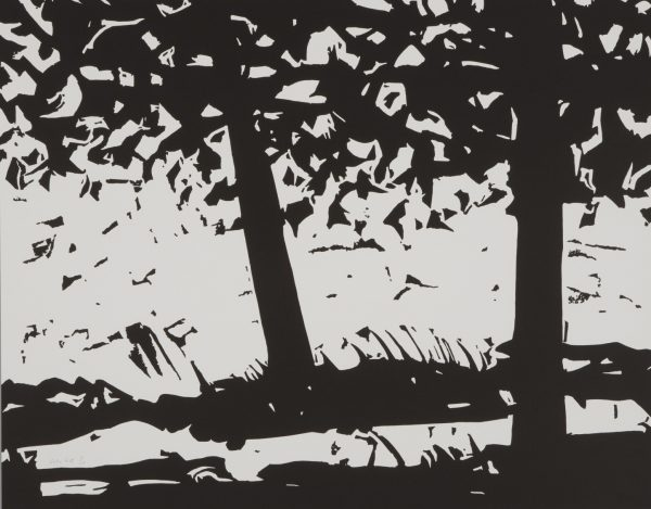 Alex Katz - Maine Woods